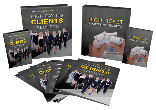 High Paying Clients Secrets
